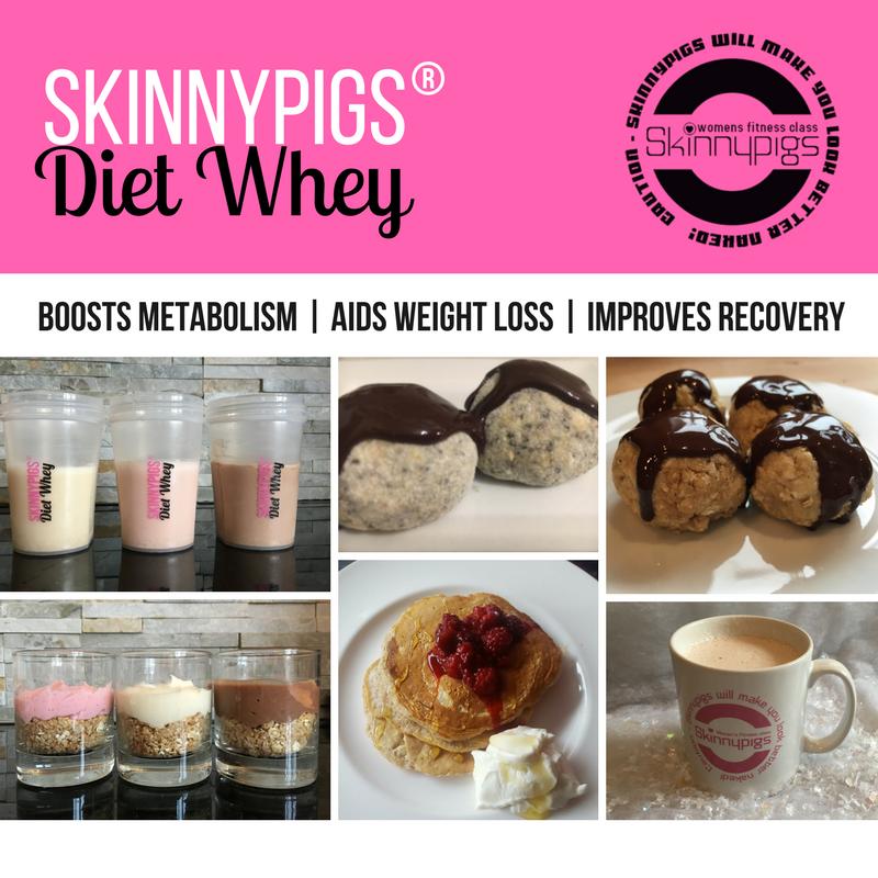skinnypigs diet whey protein power
